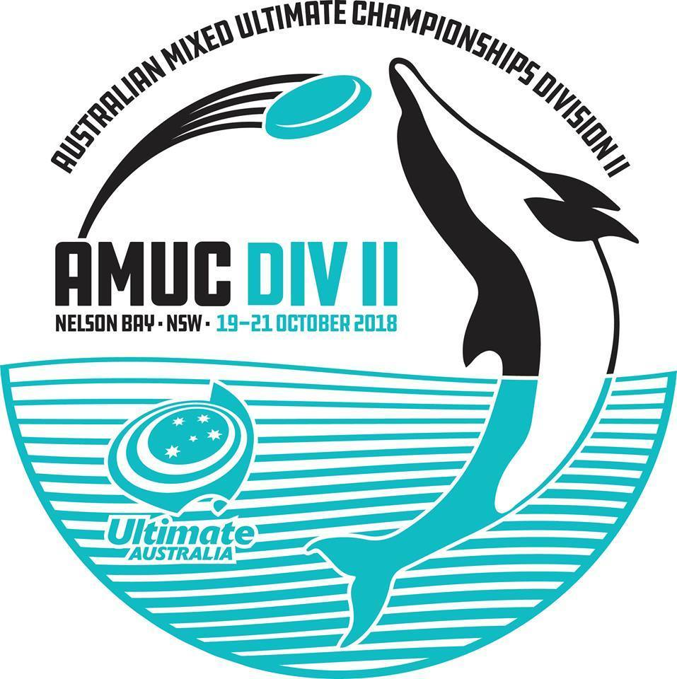 Overview - Australian Mixed Ultimate Championships Division II 2018 ...