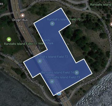 Randalls-island-park - NYC Ultimate - DiscNY on