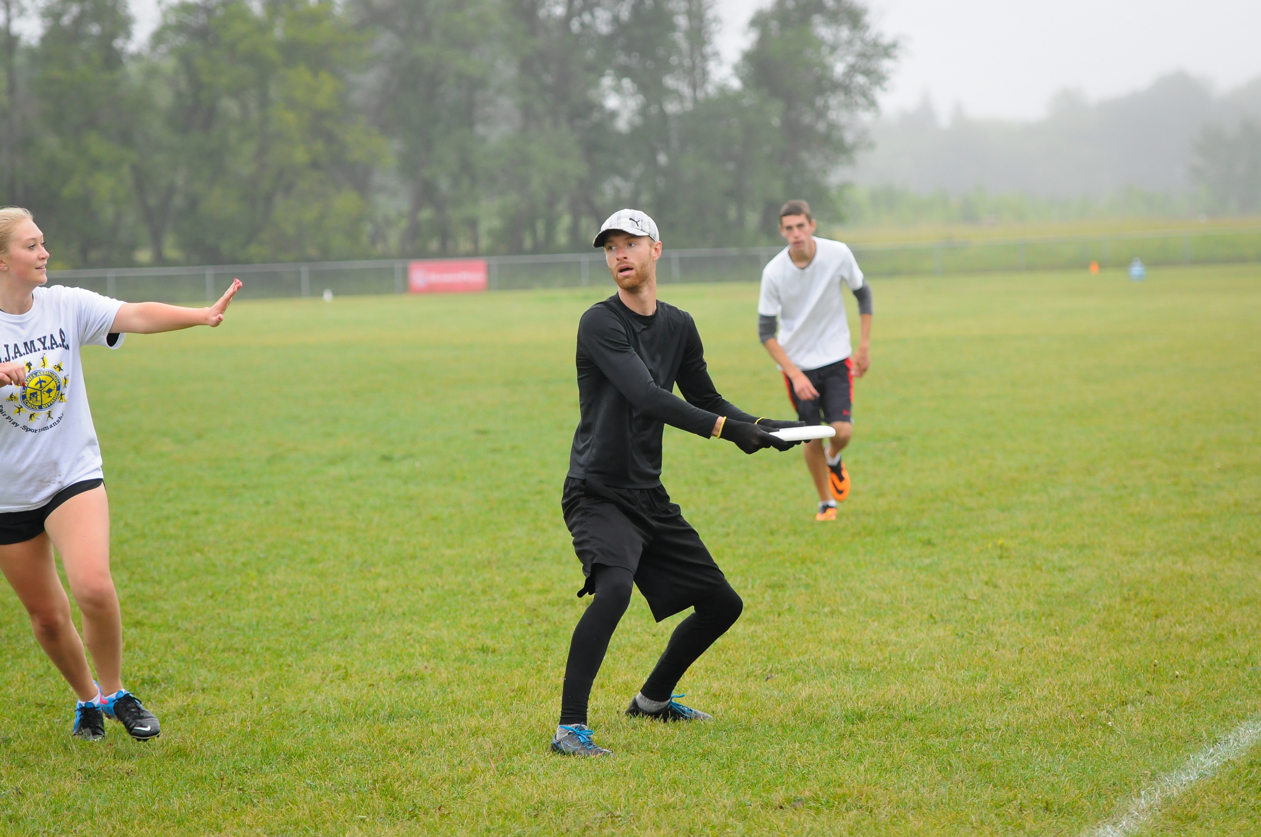 2015 Monday Summer League - Manitoba Organization of Disc Sports