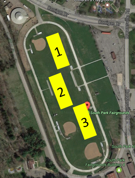 South Park Field Map Community For Pittsburgh Ultimate