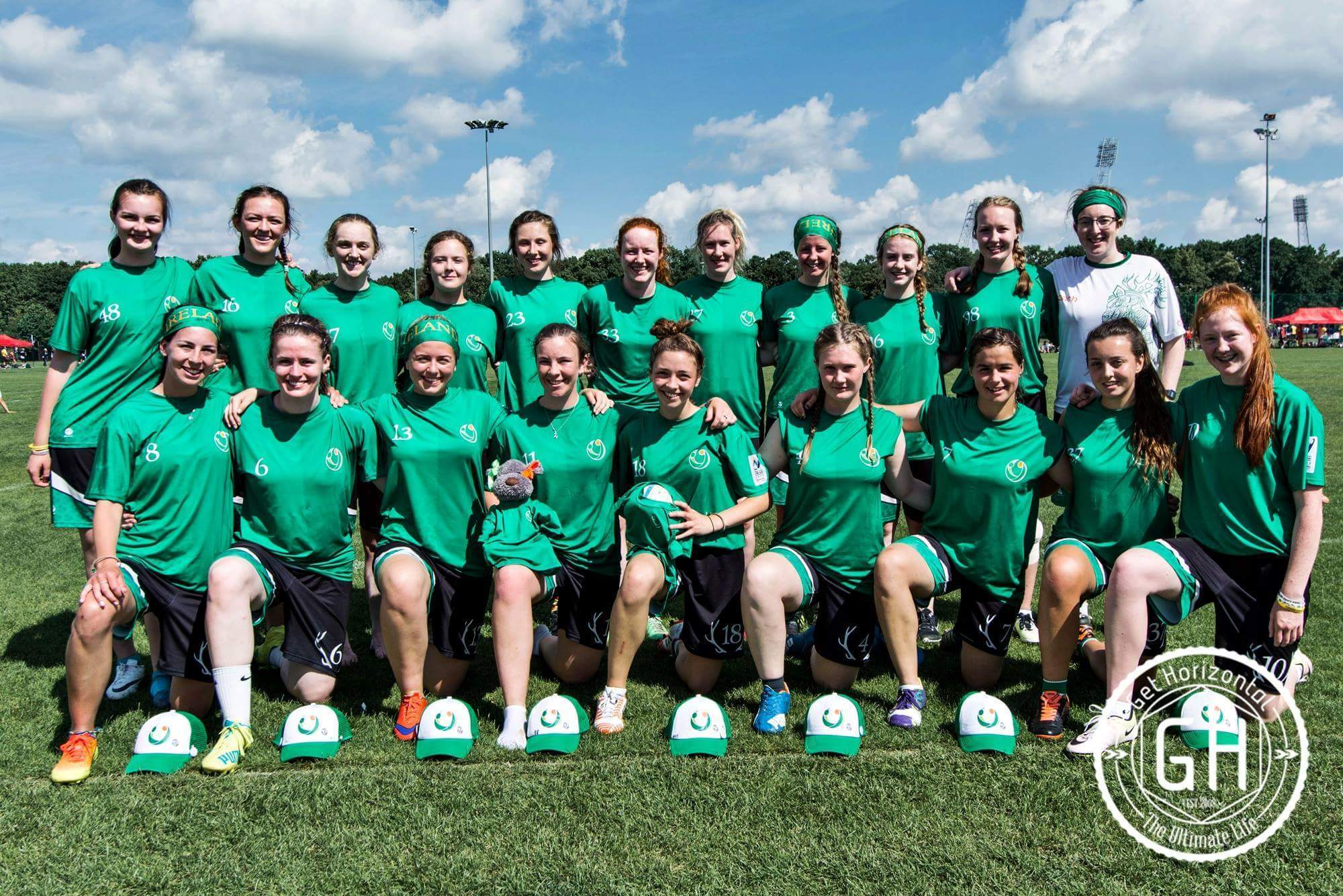 Ireland Junior Women's Team Announced! - Irish Flying Disc ...