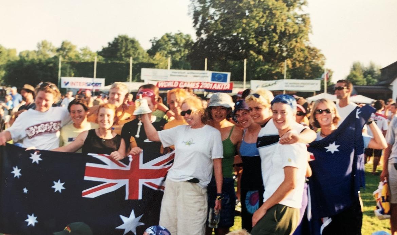 National Team Archive - Australian Flying Disc Association