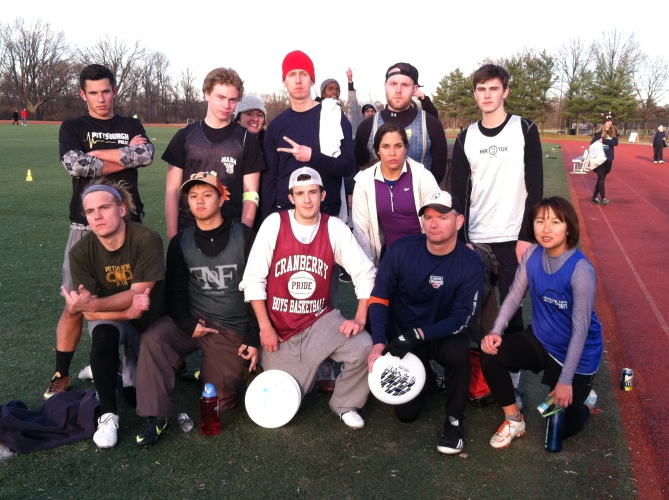 Youth Play - Community for Pittsburgh Ultimate