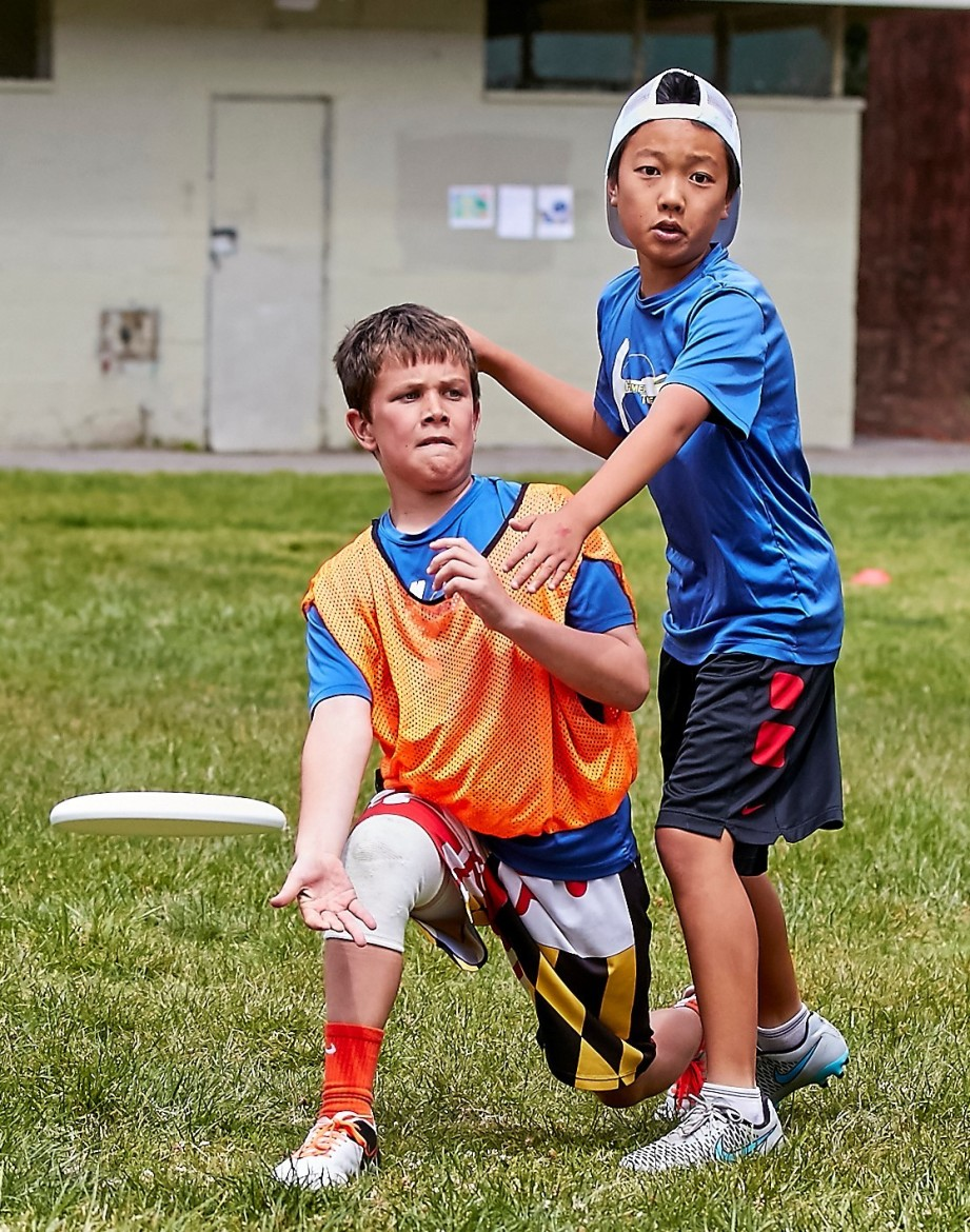 Overview - 2018 Summer Camps: Alameda - Bay Area Disc