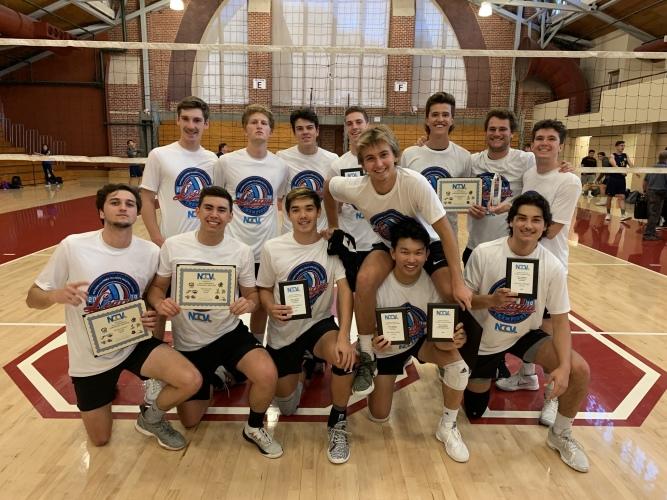 Northern California Collegiate Volleyball League