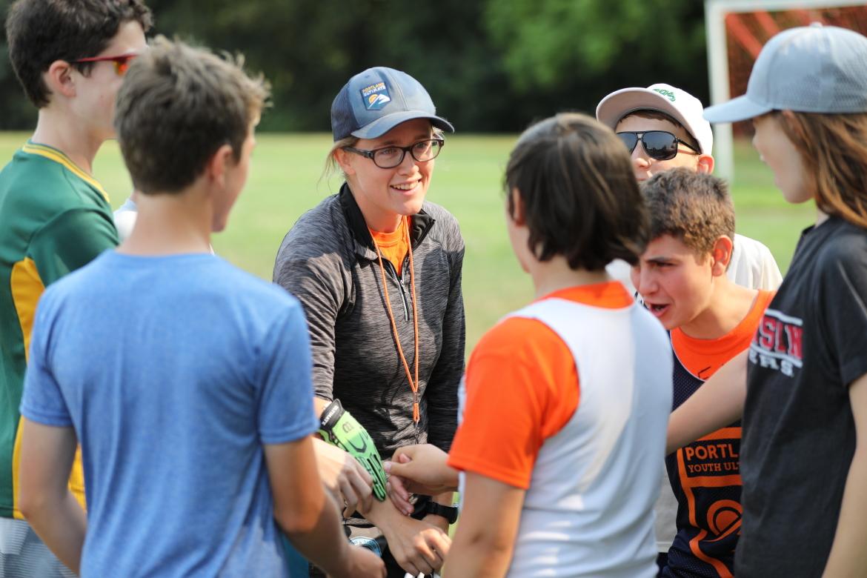 Overview - 2019 Summer Camps: Clinton City Park - Portland Ultimate