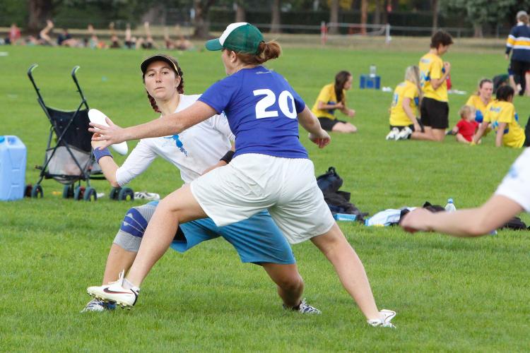 Ultimate frisbee brisbane