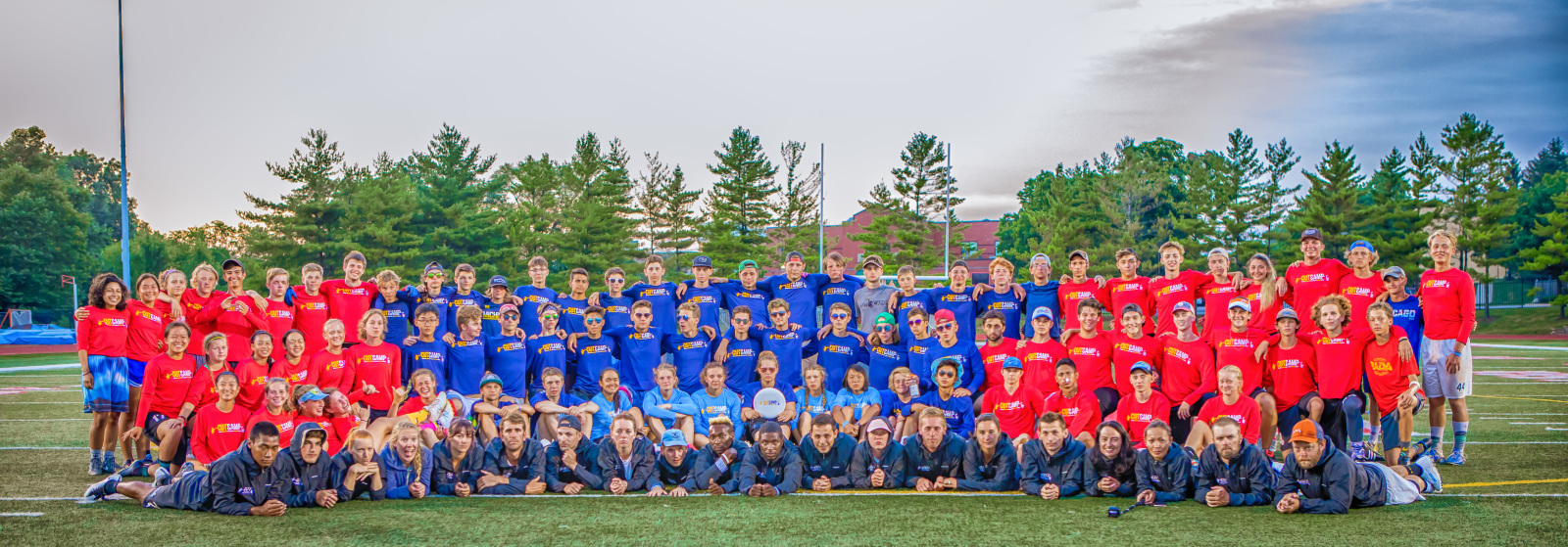 Youth Ultimate Frisbee Camps - Callahan Scholarship