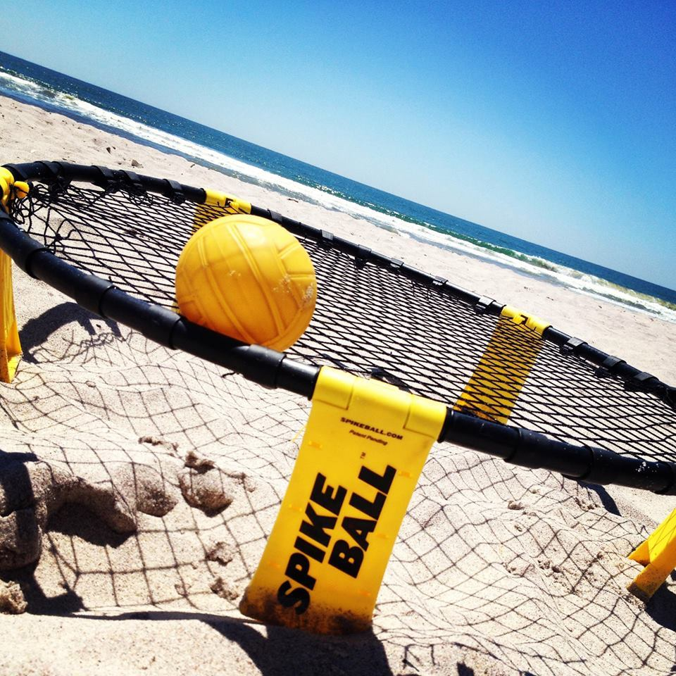 Overview - Spikeball by the Bay