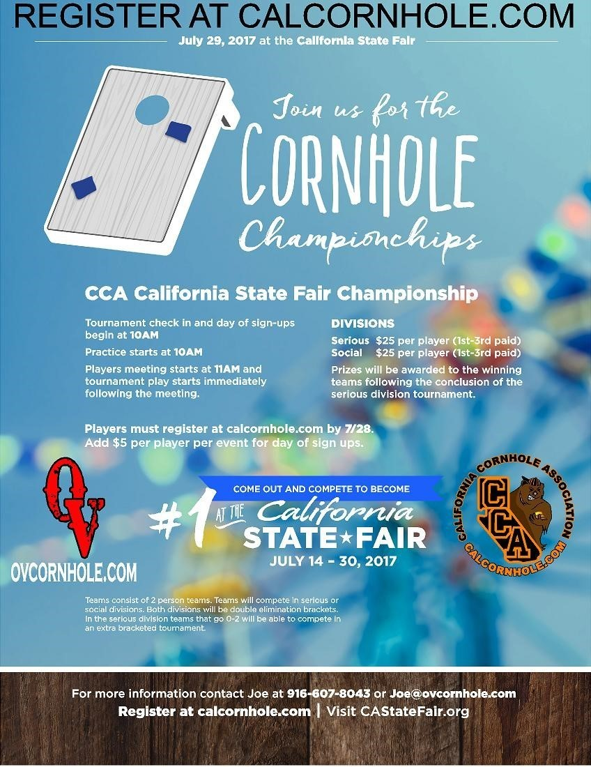 Overview - CCA California State Fair Championships 2017