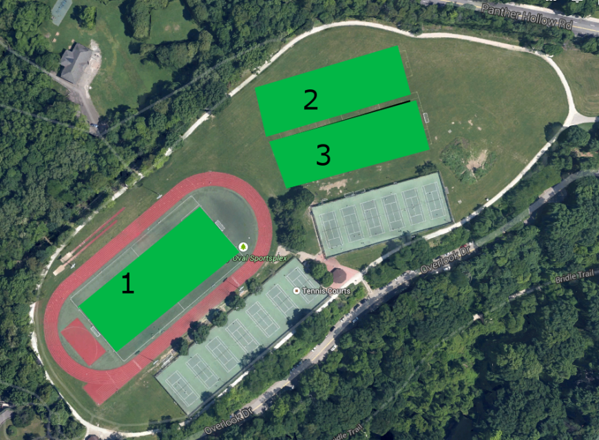 Schenley Oval Community For Pittsburgh Ultimate