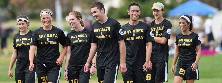 Youth Ultimate Program Calendar - Bay Area Disc Association