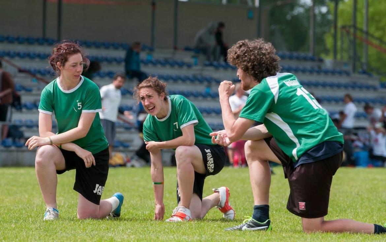 Women's Player Profiles - Irish Flying Disc Association