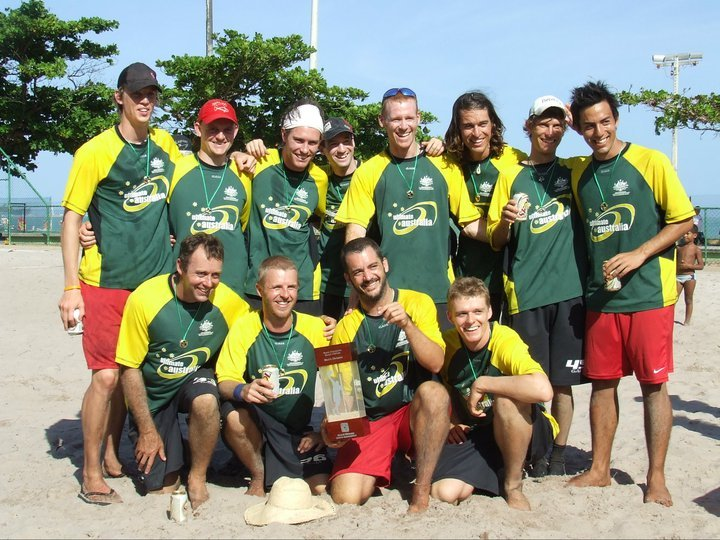 World Ultimate Beach Championships  Results
